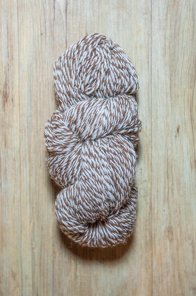 Laine à tricoter Courlis en écheveau