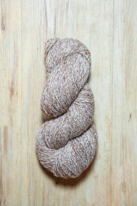 Laine à tricoter Garenne en écheveau