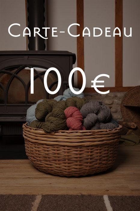 Carte-Cadeau de 100€